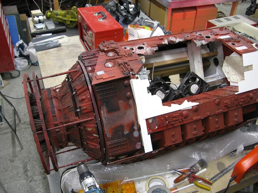 red dwarf ship model kit - photo #9