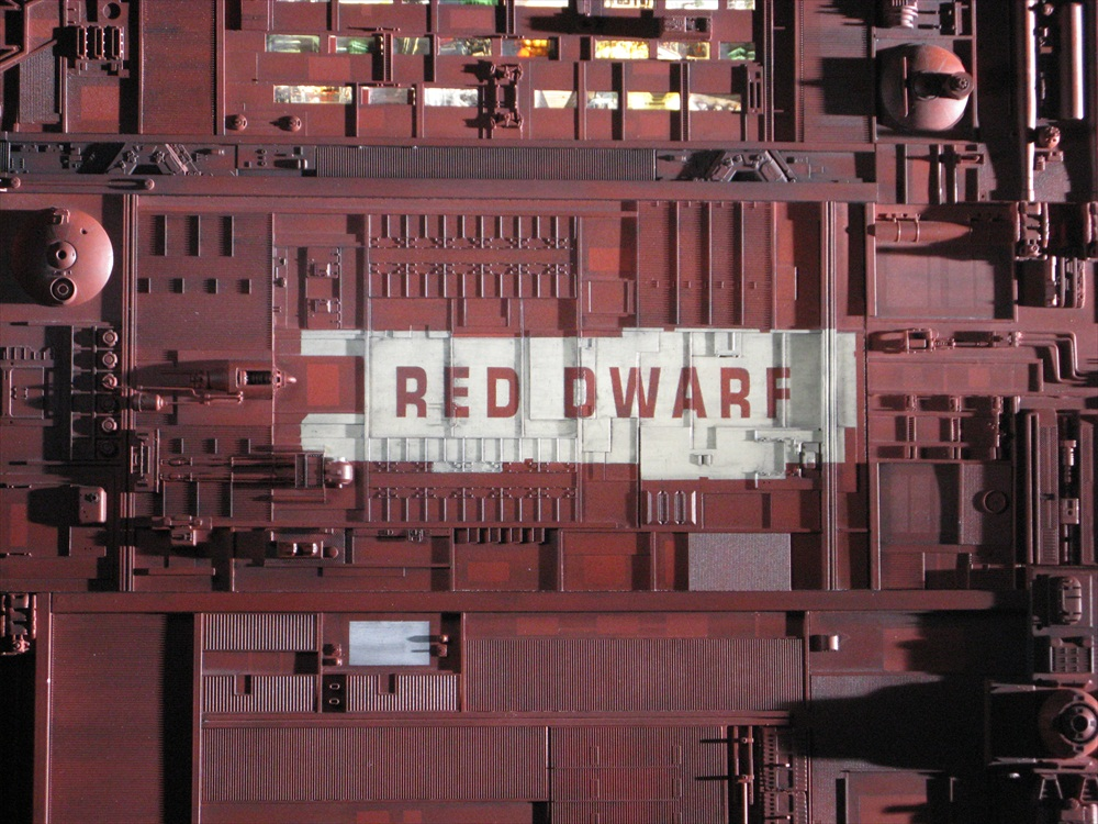 red dwarf ship wallpaper - photo #2