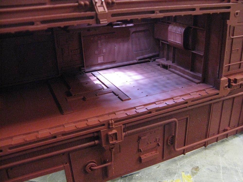 red dwarf ship model kit - photo #15